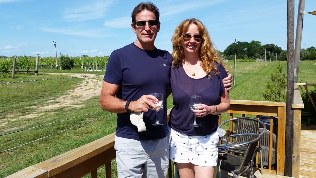 One Woman Wines and Vineyard, North Fork Long Island