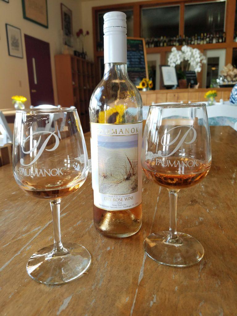 Paumanok Vineyards, North Fork Long Island
