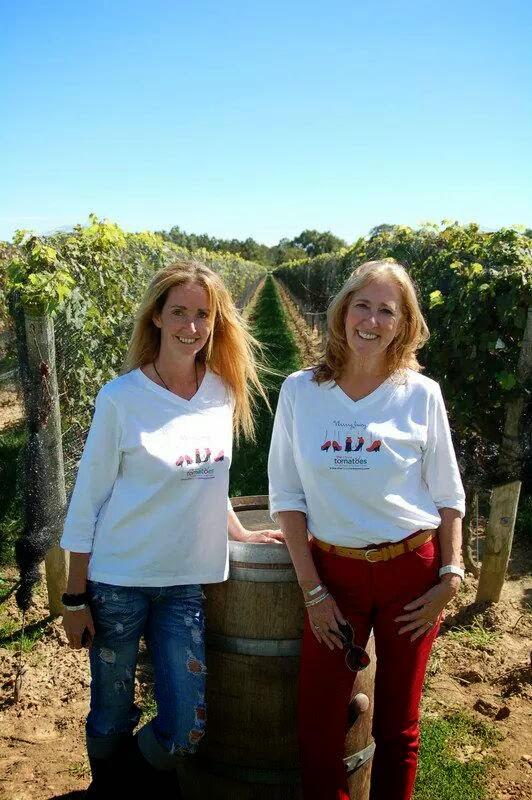 Clovis Vineyards, North Fork Long Island