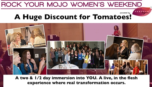 Rock Your MOJO Women's Weekend