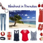 weekend getaway packing tips, style tips, carol davidson, the three tomatoes