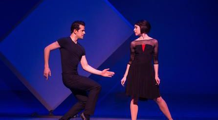 an american in paris, broadway reviews, valerie smaldone, the three tomatoes