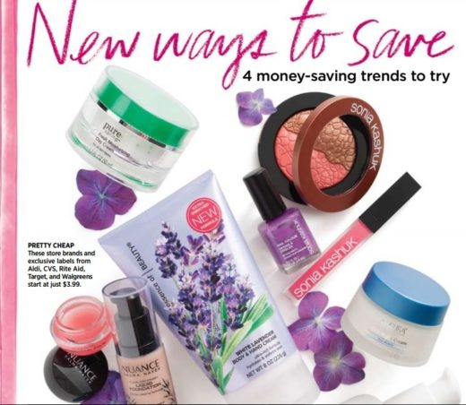 Four New Ways to Save on Beauty Products