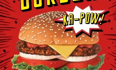 cookbook, the ultimate burger, recipe, the three tomatoes