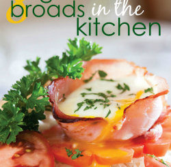 cookbook, eight broads in the kitchen, the three tomatoes