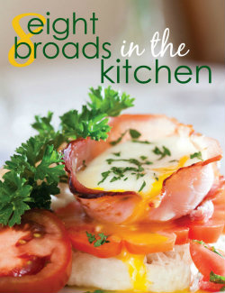 A Cookbook for Breakfast, Pastries and Bread Lovers, eight broads in the kitchen, the three tomatoes