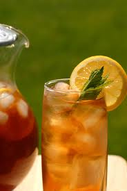 Spice it up with Rum, rum, iced tea, the three tomatoes