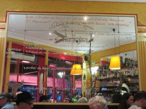Gael Greene: More Paris Epicurean Reviews, the three tomatoes