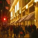 Lord & Taylor Holiday Windows NYC