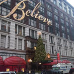 A Perfect Holiday Day in New York City, Maycys Believe NYC