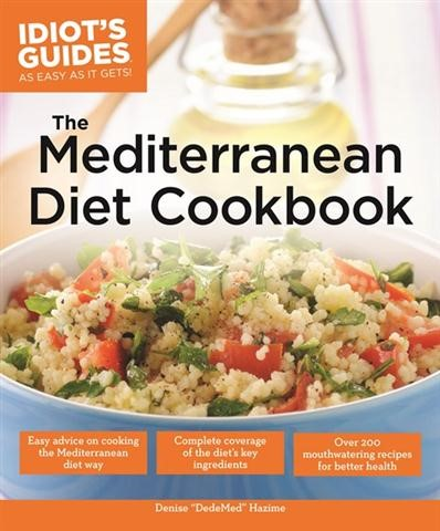cookbook, the Mediterranean diet, the three tomatoes
