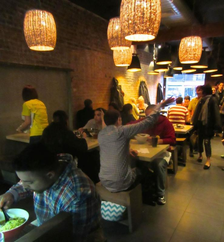 Meijin Ramen and Dessert Bar, gael greene restaurant review, the three tomatoes