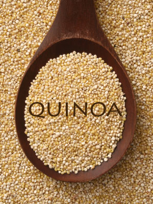 Quinoa Is A Miracle Food, quinoa, salad, recipe, healthy, the three tomatoes
