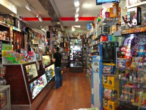 Little Tokyo, susansez-discovers-japan-toy-tokyo