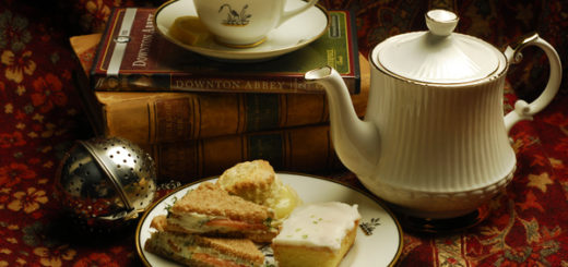 tea, scones, recipe, the three tomatoes,