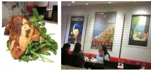 Trattoria Bianca A Gem in Penn Sighttrattoria bianca, penn station, gael greene retaurant reviews, the three tomatoes