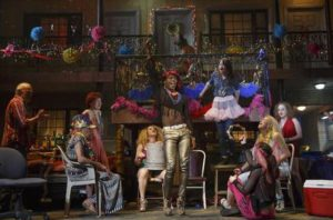airline highway, broadway reviews, valerie smaldone, the three tomatoes