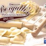 borgatti ravioli & egg noodles