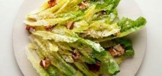 food maven, arthur schwartz, caesar salad, recipies, the three tomatoes