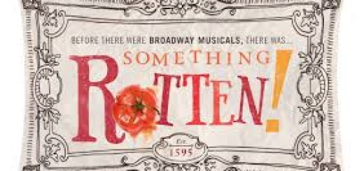 something rotten, broadway reviews, valerie smaldone, the three tomatoes
