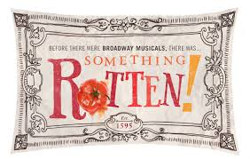 Something Rotten and The Visit, broadway reviews, valerie smaldone, the three tomatoes