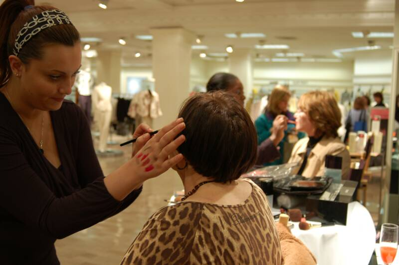 the three tomatoes,Lord & Taylor Private Event , fashion show