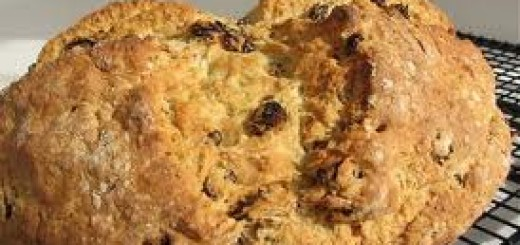 irish soda bread recipe, arthur schwartz, the three tomatoes