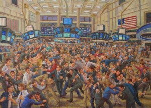 John A. Parks: In New York, stock_exchange