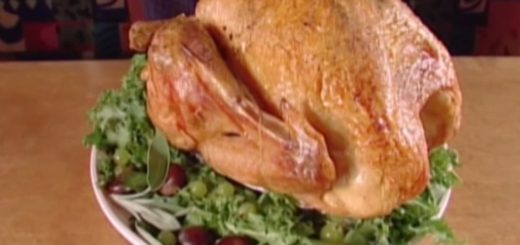 Video: How to Carve a Turkey, turkey, carving, Alton Brown, the three tomatoes