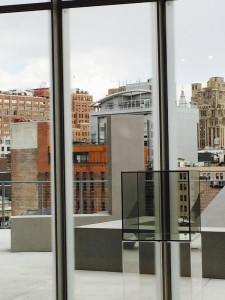 Scenes from the New Whitney