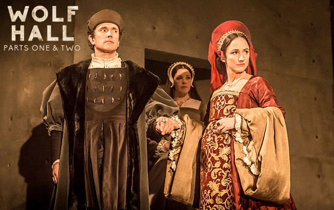 Wolf Hall and Hand to God, broadway reviews, valerie smaldone, the three tomatoes