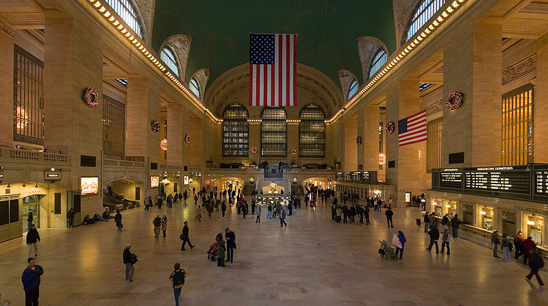 Grand Central NYC, NYC architecture, the three tomatoes