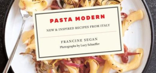 Rethink Pasta, pasta recipies, francine segan, the three tomatoes