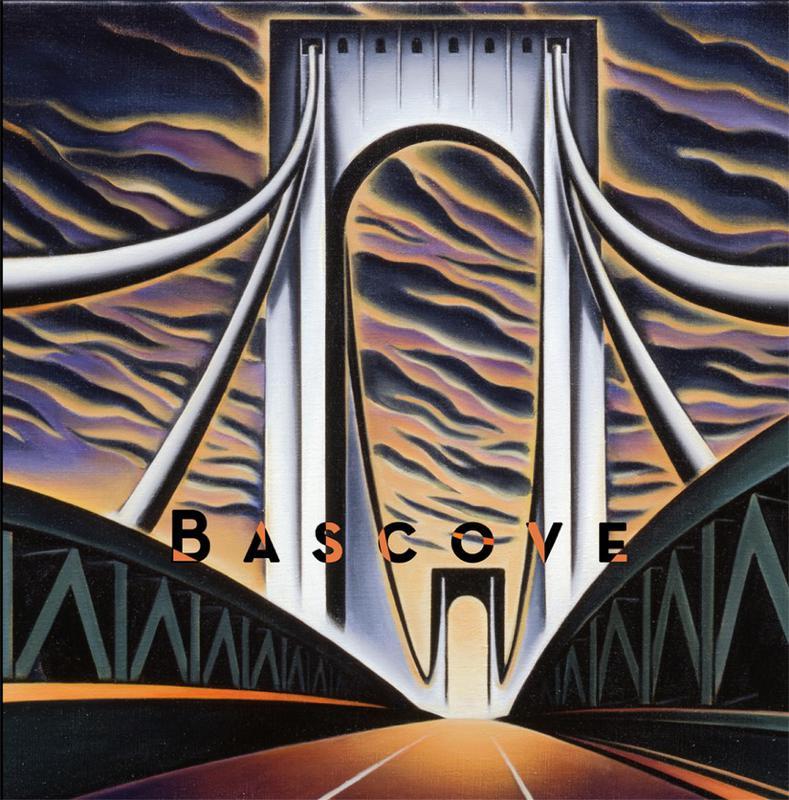 BASCOVE / BRIDGES Transporting the Metropolis , Brooklyn Bridge, Bascove, nyc art galleries, the three tomatoes