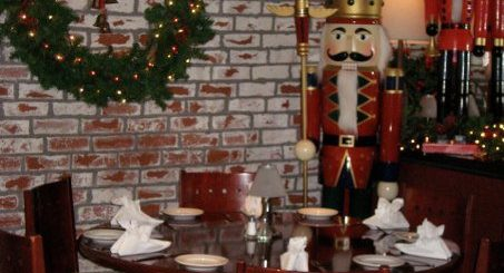 Cafe Cordiale, christmas restaurant, LA restaurant, the three tomatoes