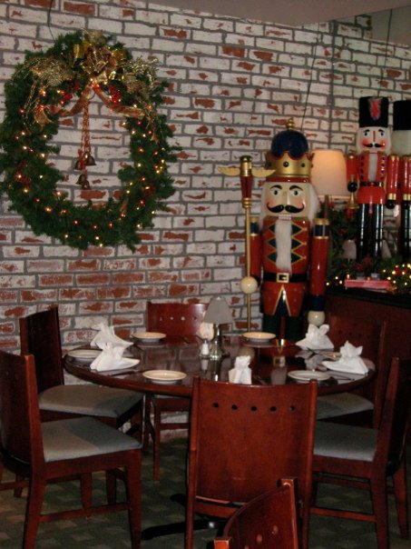 Cafe Cordiale, christmas restaurant, LA restaurant, the three tomatoes
