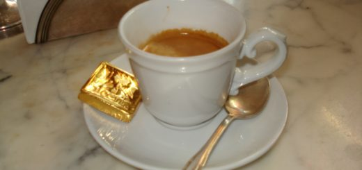 Italian coffee and chocolate, francine segan, thr three tomatoes