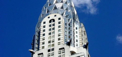 chrysler building, nyc architecture, the three tomatoes