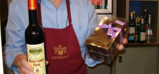 chocolate and wines, italian wines, francine segan, the three tomatoes