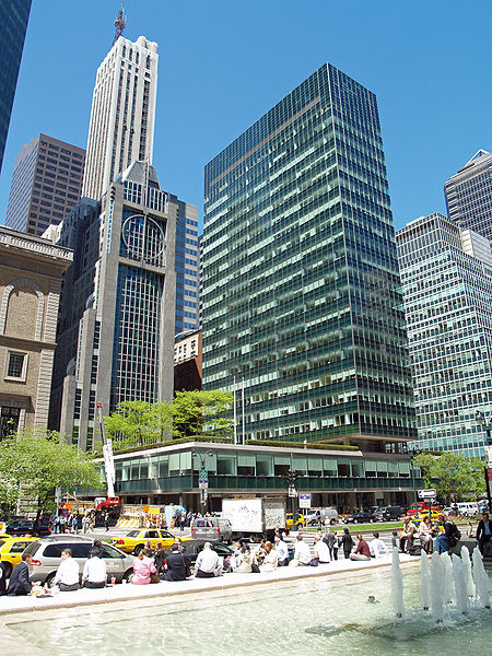 lever house, nyc architecture, the three tomatoes