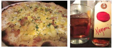 Marta: Roman Holiday, best pizza, negroni, gael greene restaurant reviews, the three tomatoes