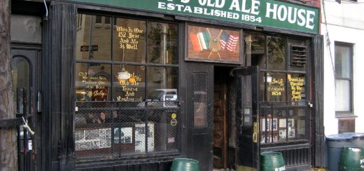 mcsorleys ale house nyc, the three tomatoes