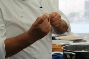 selecting pasta, francine segan, the three tomatoes