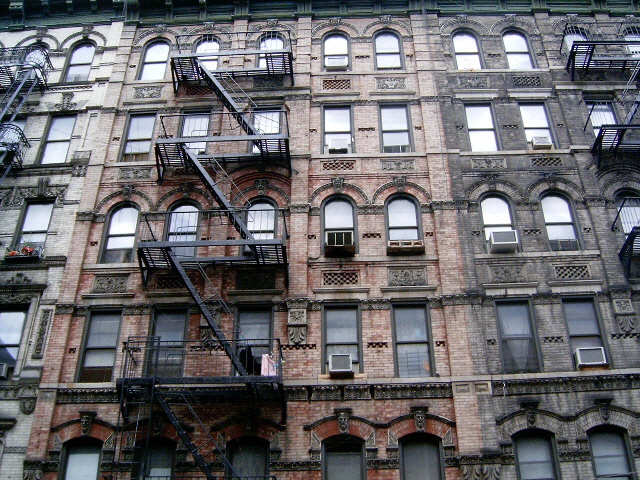 Exploring the Lower East Side's Somber Past, tenaments lower east side nyc, nyc architecture, the three tomatoes