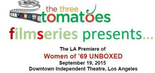 "3T LA Event: Film screening Women of '69 Unboxed"""
