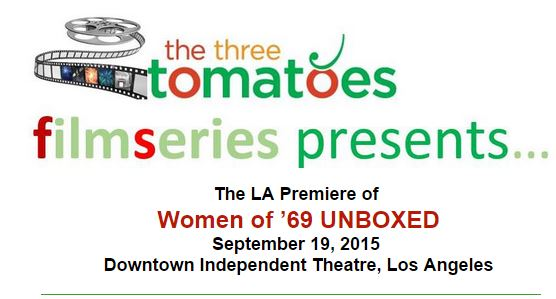 3T's Film Series Has Successful LA Launch!, The Three Tomatoes