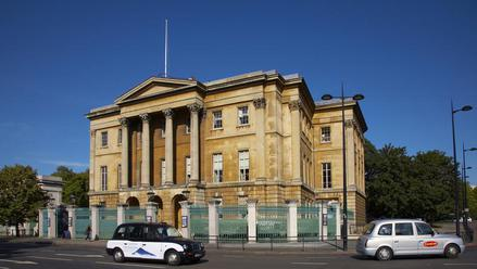 london great houses, apsley house, the three tomatoes