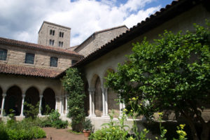 5 things to do in NYC this summer, the cloisters, the three tomatoes