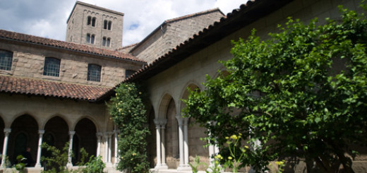 5 things to do in NYC, the cloisters, the three tomatoes