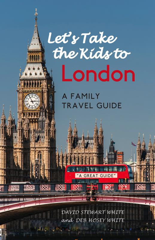 London vacation, deb and david white, the three tomatoes